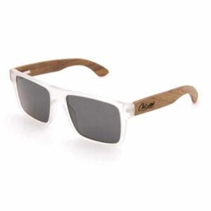 White Chilling Sunglasses